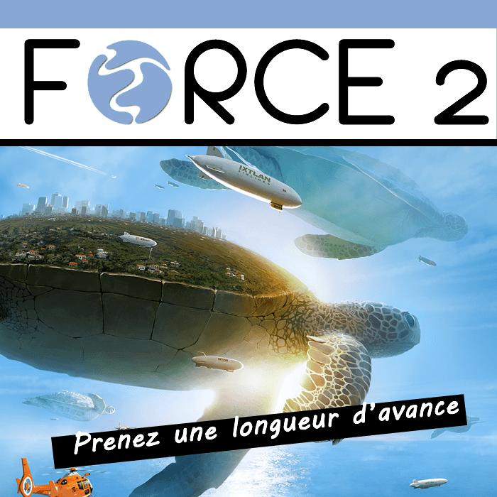 Référencement naturel FORCE 2
