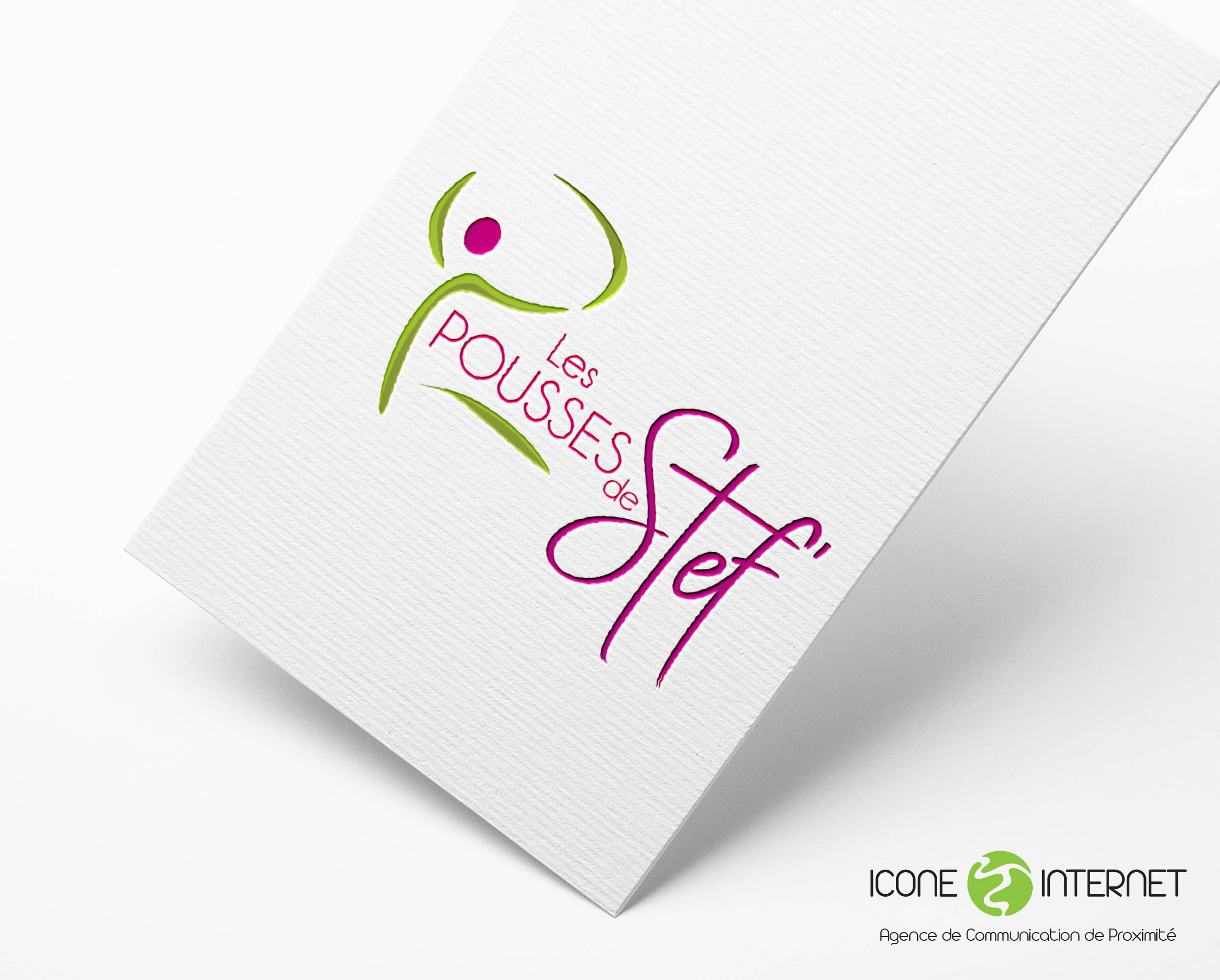 Création de logo chateaurenard