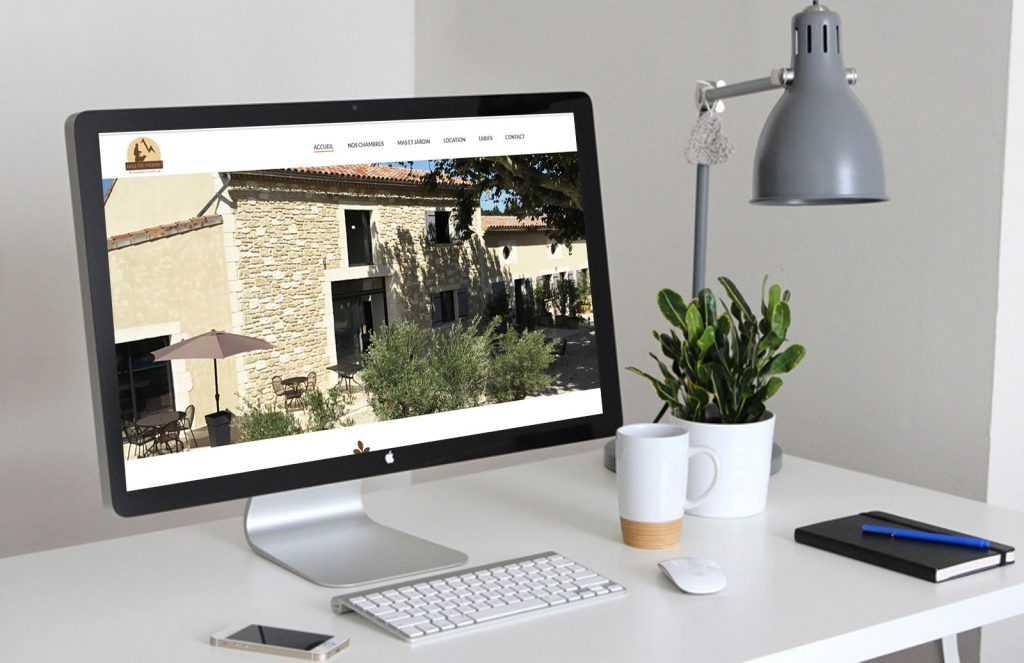 Création de site internet pour chambre d'hotes