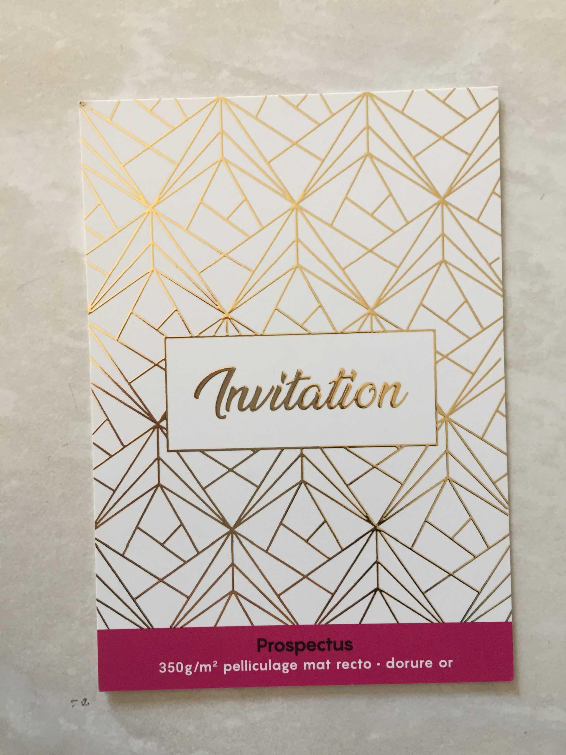 Carte postale - de vœux pour votre communication