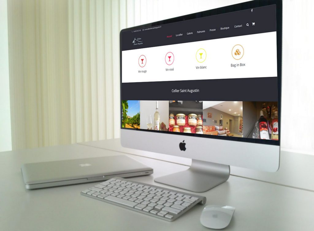 création site internet et web avignon