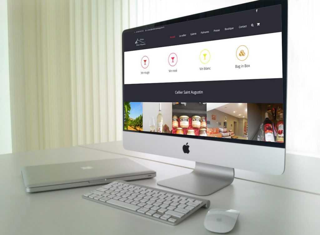 création site internet ecommerce avignon