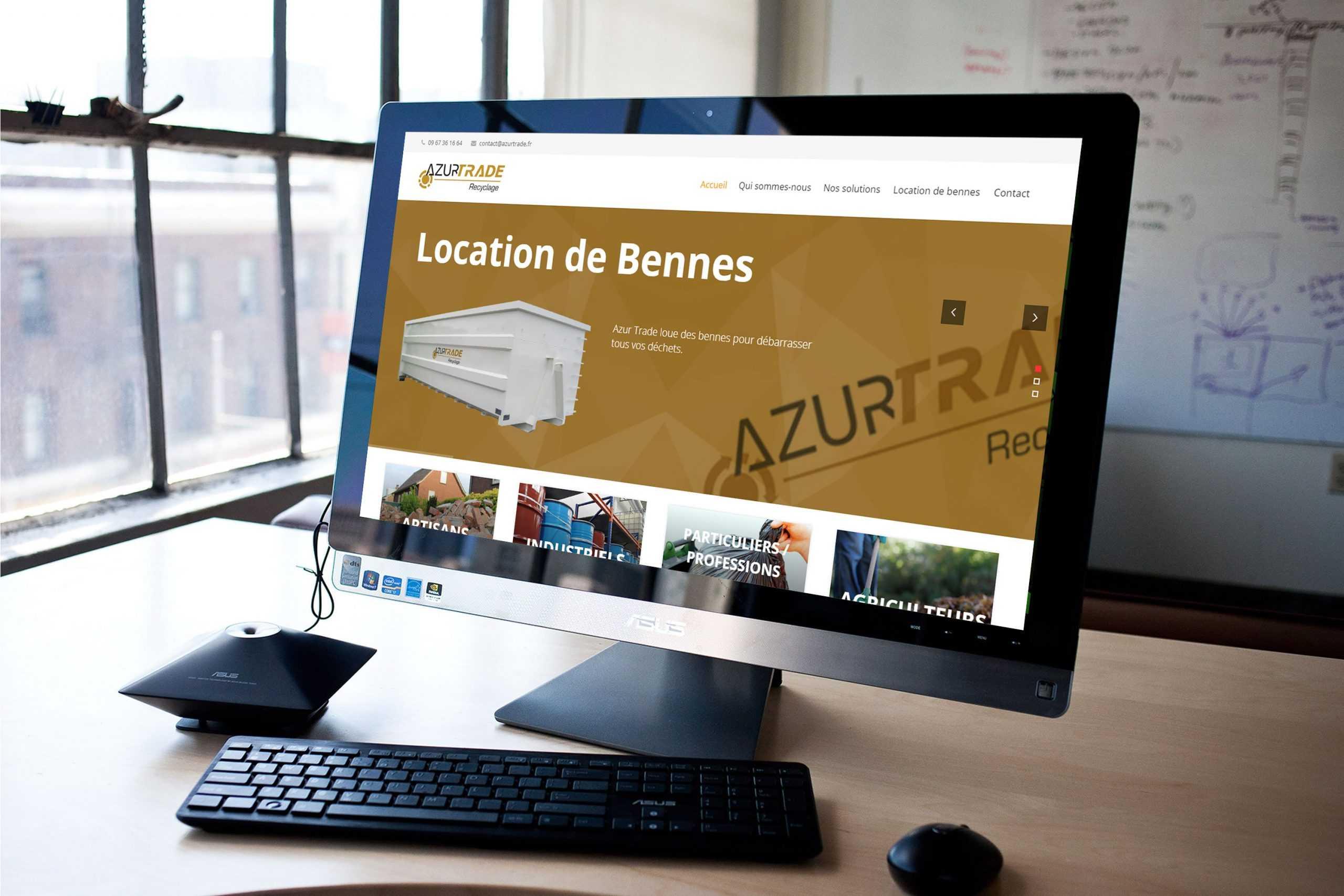 création site internet vitrine saint rémy de provence
