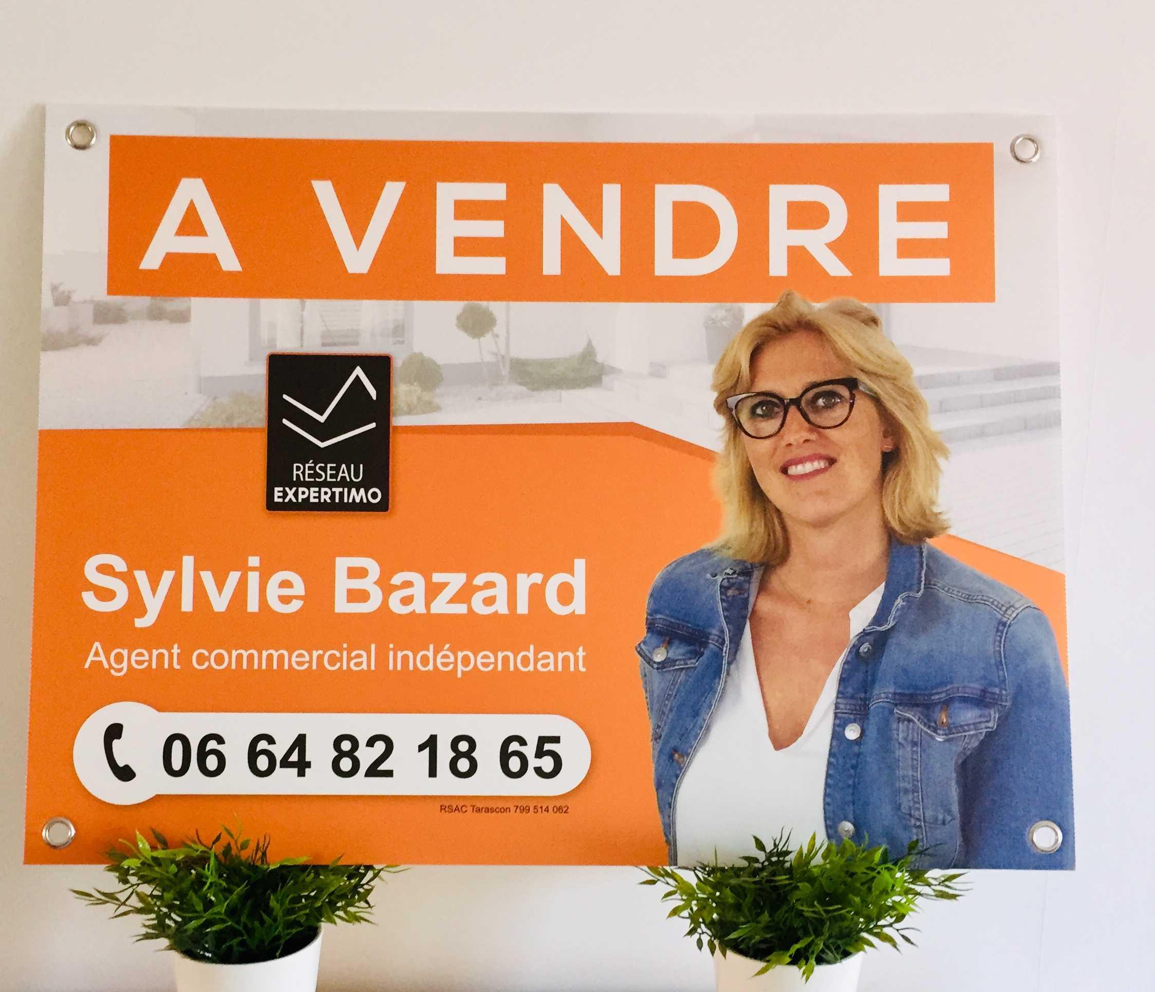 panneau dibond agence immobilière noves