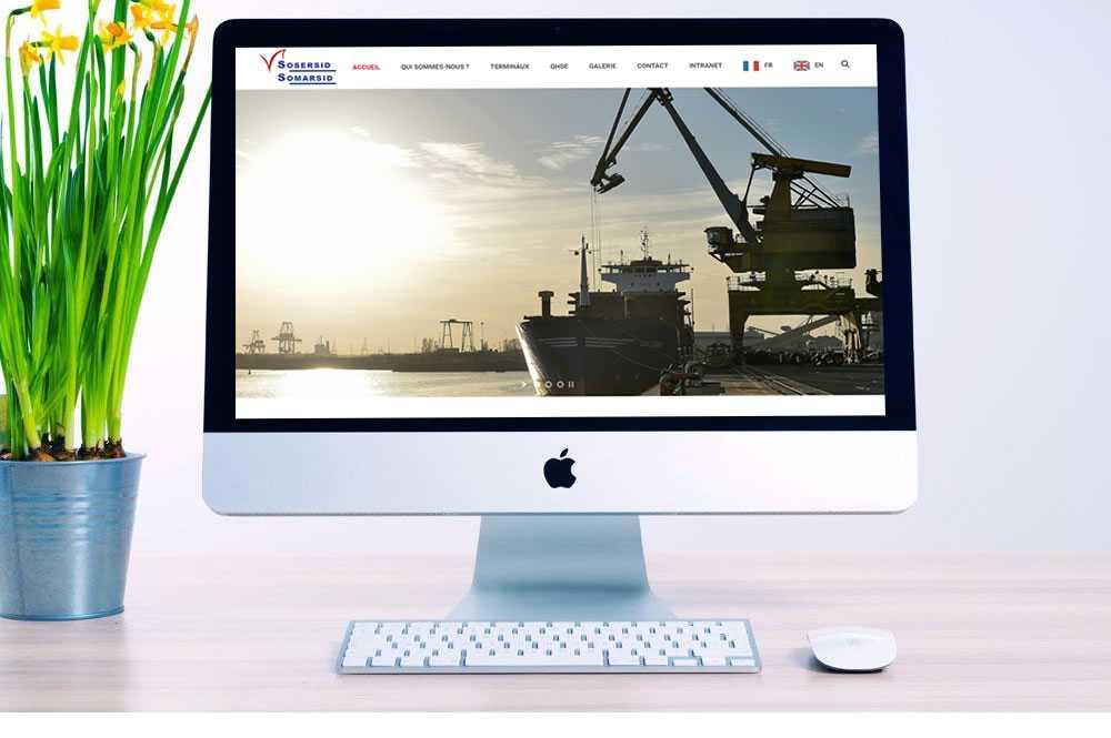 Création site internet Fos sur mer