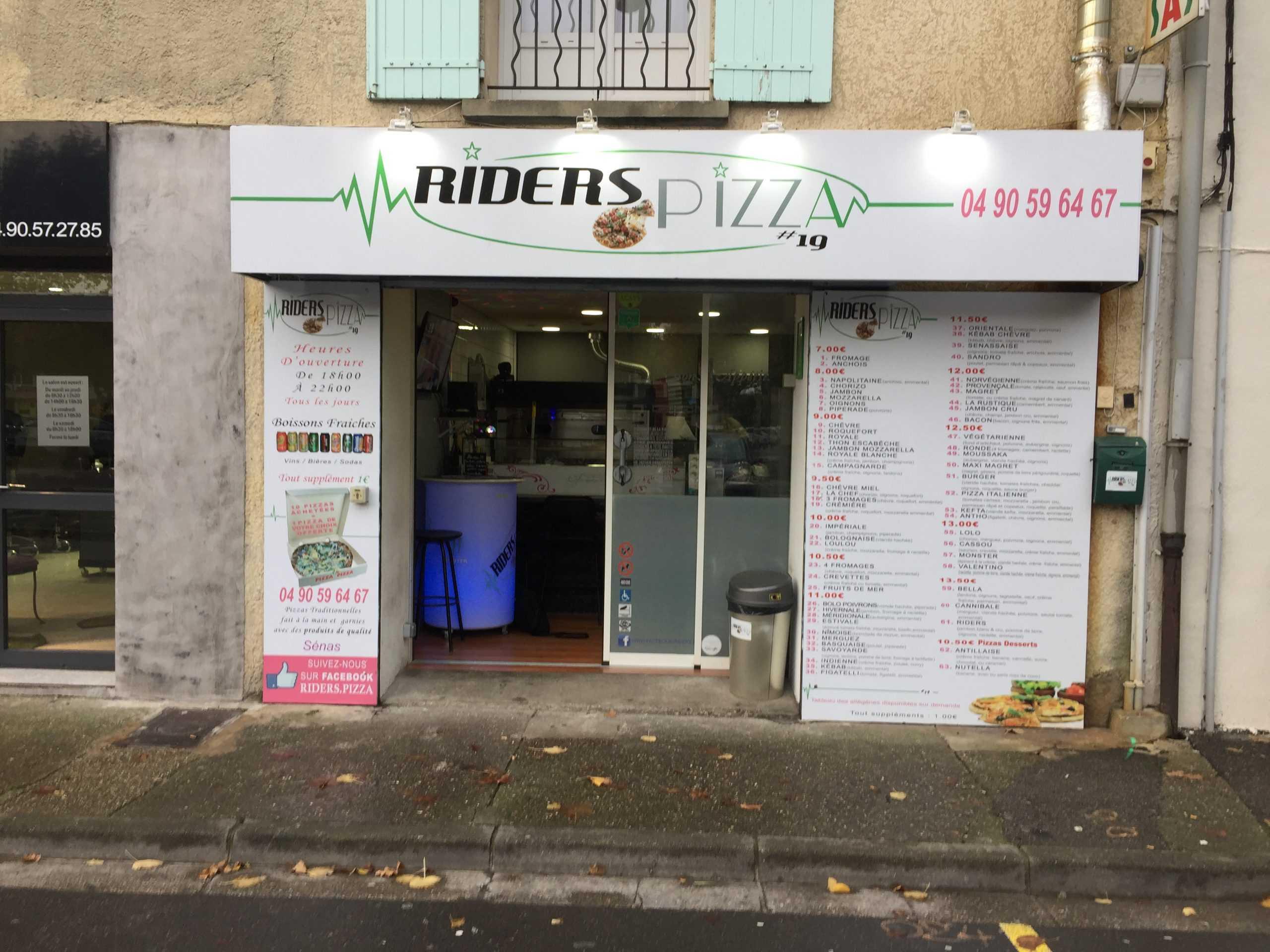 Enseignes Salon de Provence
