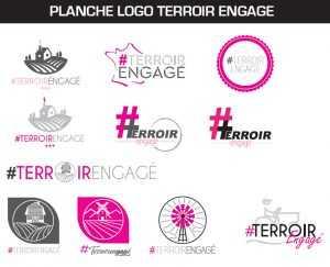 Graphisme Avignon : Planche de logo