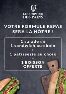 affiche A3 imprimerie boulangerie