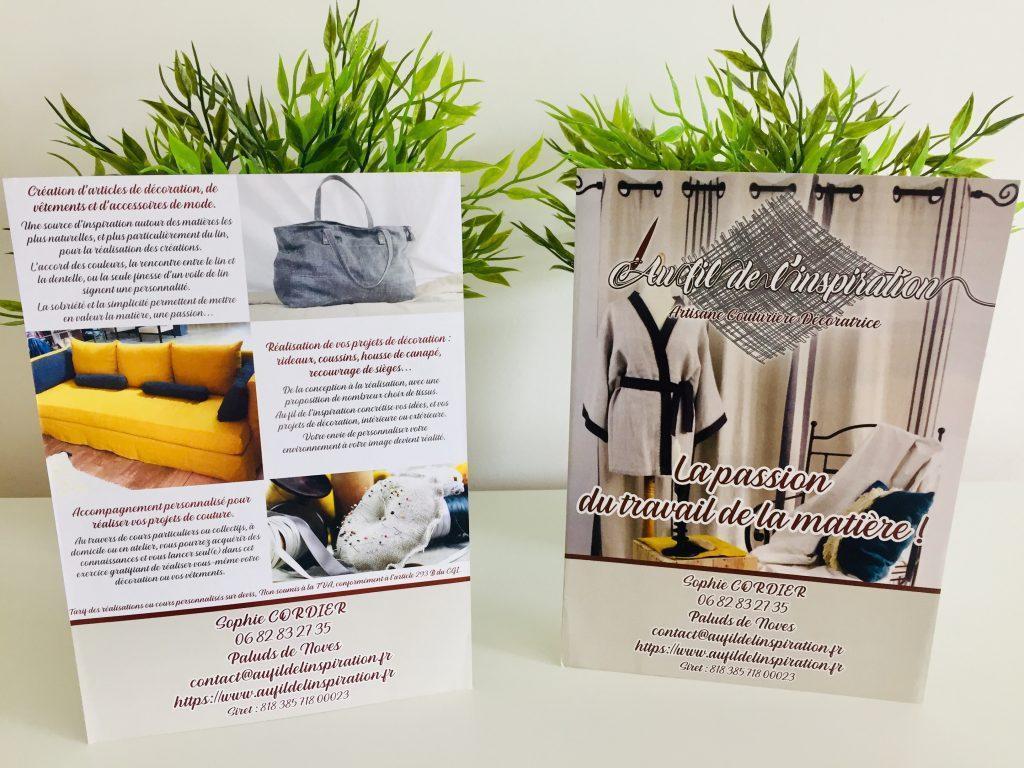 Imprimerie flyers