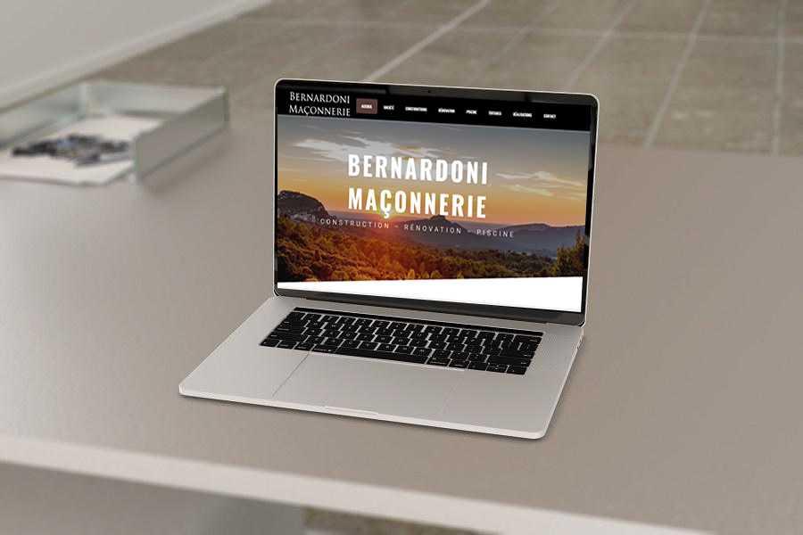Création site internet st Rémy de Provence