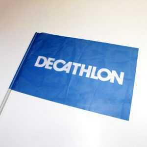 Drapeau supporters Avignon