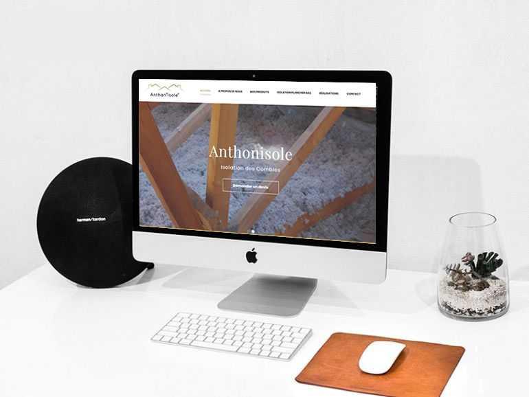 création site internet carpentras