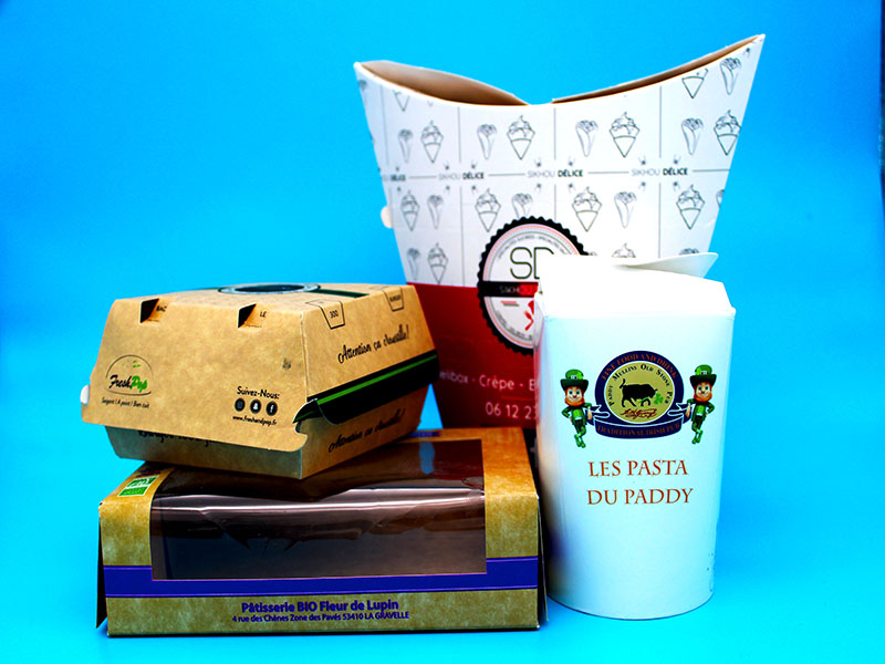 pasta box personnalisable