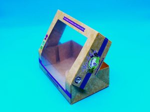 packaging patisserie personnalisable