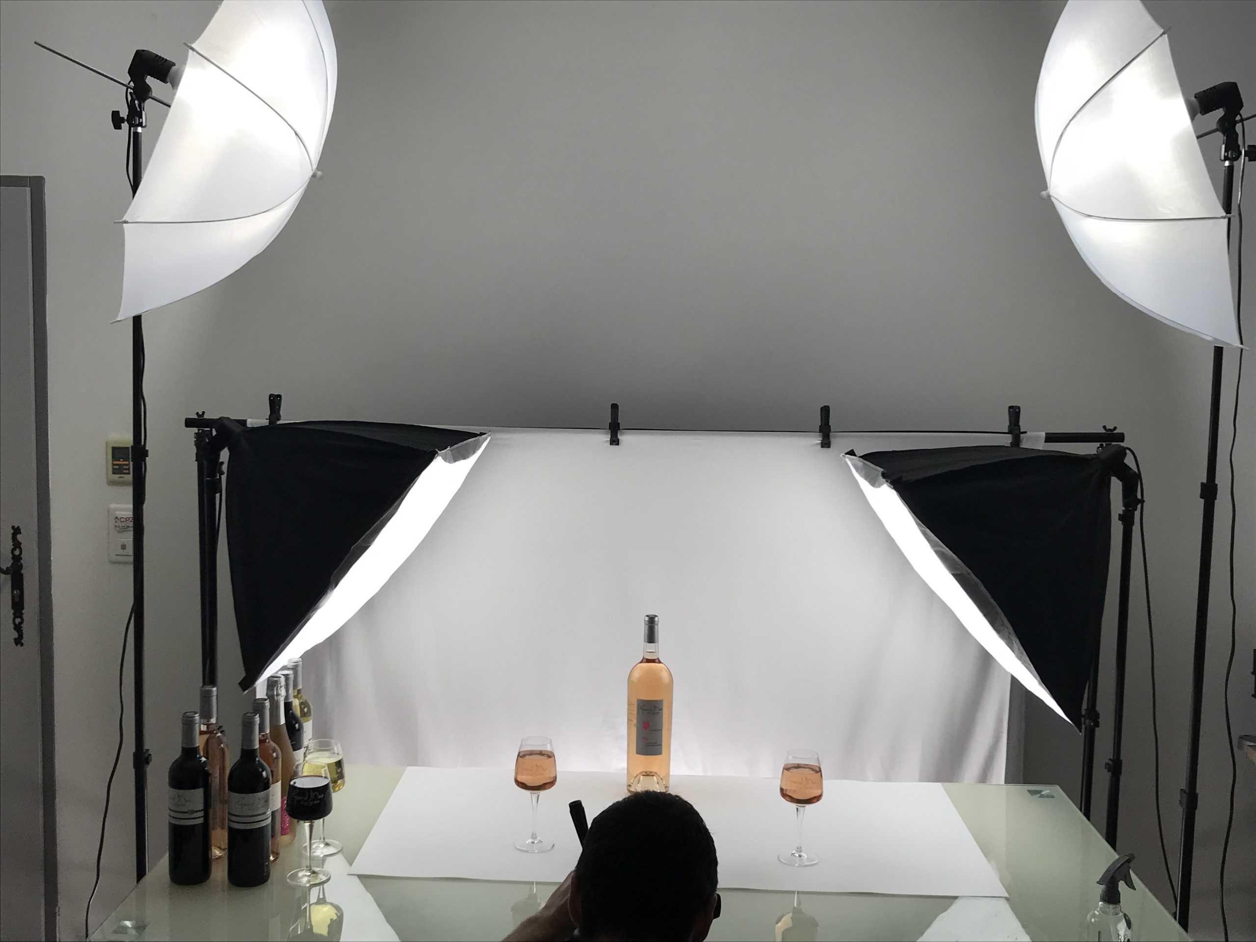 Séance studio photo