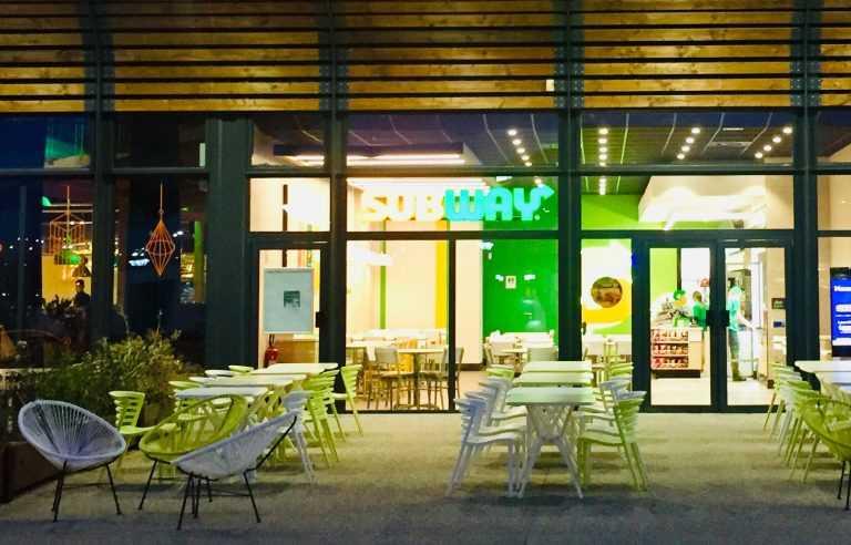 Enseigne lumineuse panneau Cavaillon Avignon BAche