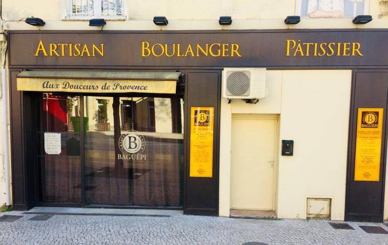 Panneau enseigne Cavaillon Avignon Boulangerie