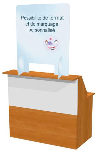 Protection de caisse personnalisée