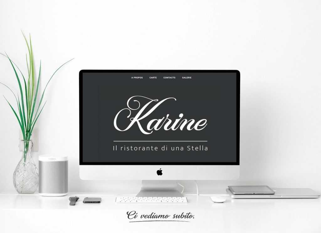 Création site internet restaurant