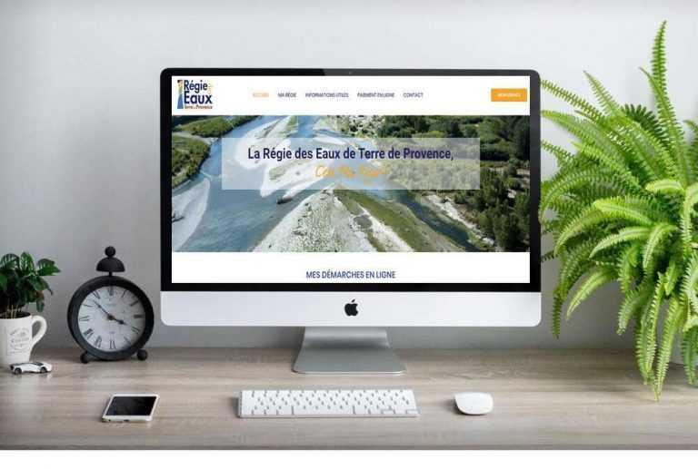 creation site internet organisme public