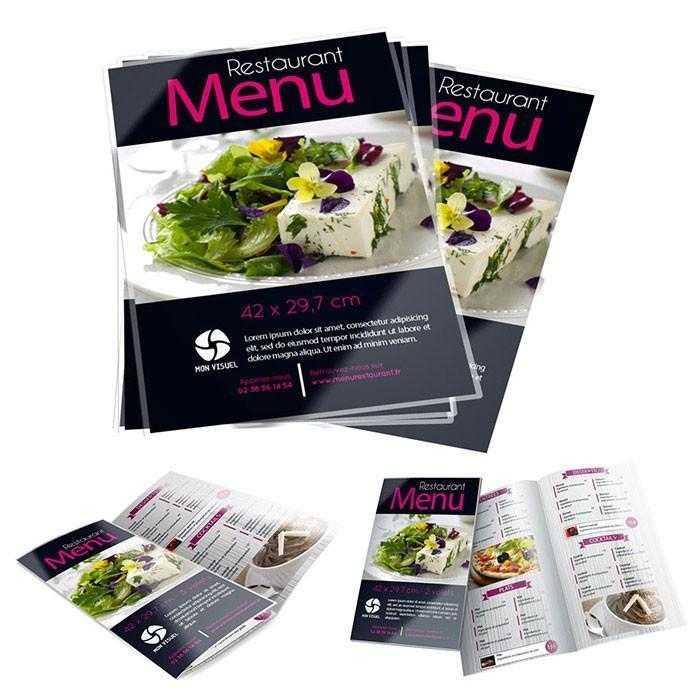 menu-personnalisable-plastifie