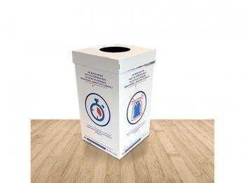 poubelle personalisée publicitaire