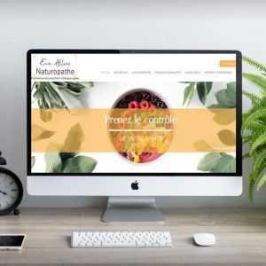 Création site internet naturopathe