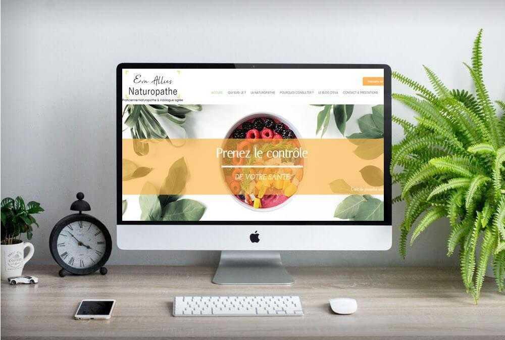 agence web creation site internet naturopathe