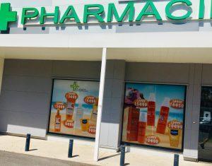 covering enseigne et pharmacie