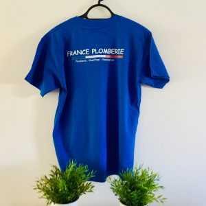 Marquage T-shirt coeur et dos saint rémy de provence