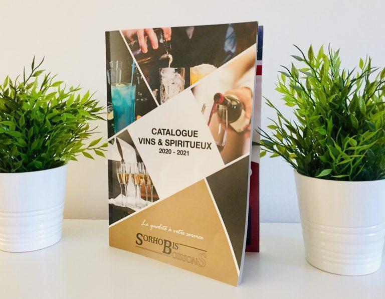 Impression de Catalogue publicitaire imprimerie avignon