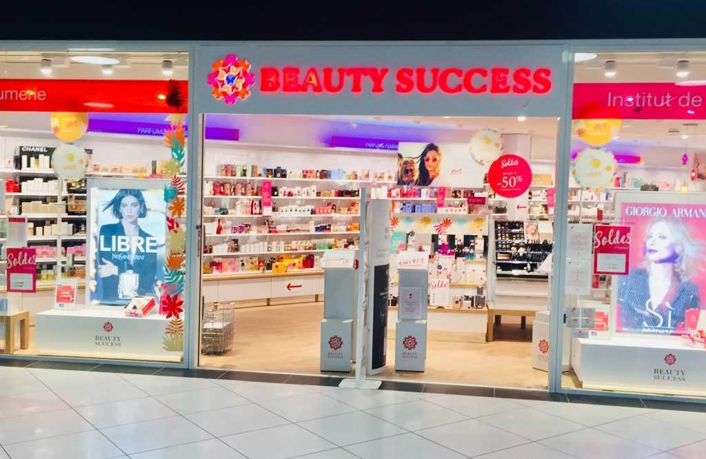 Enseignes magasins de cosmétiques