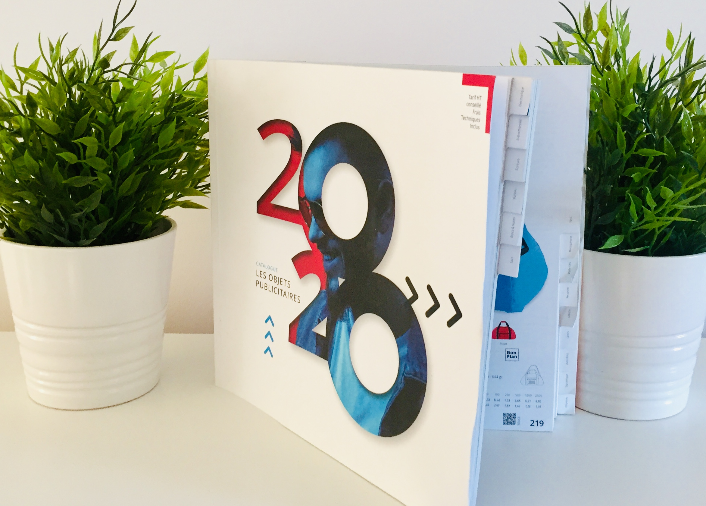 Impression de Catalogue publicitaire imprimerie avignon vedene