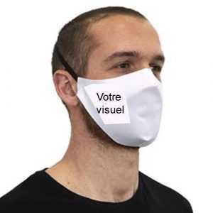 masque polyester personnalisé