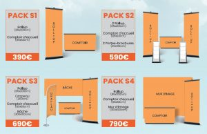 pack salon evenementiel