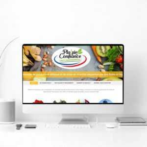 Création site internet charte de producteurs fruits et legumes