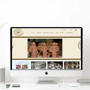 Création site internet Santons
