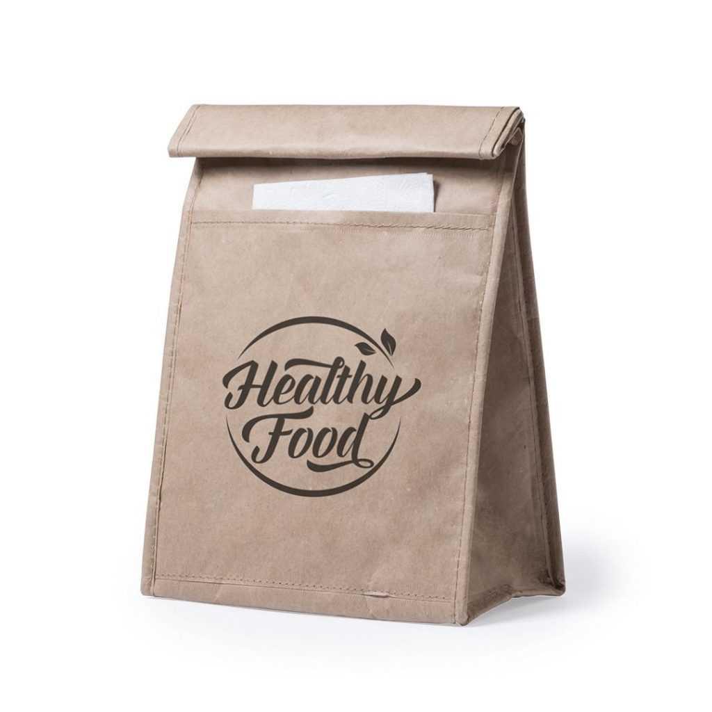 Tote bag publicitaire thermique personnalisé
