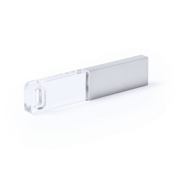 cle usb point lumineux