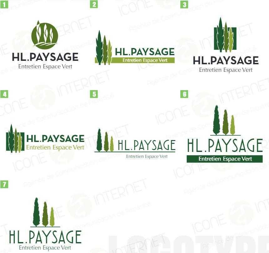 creation de logo payasagisme