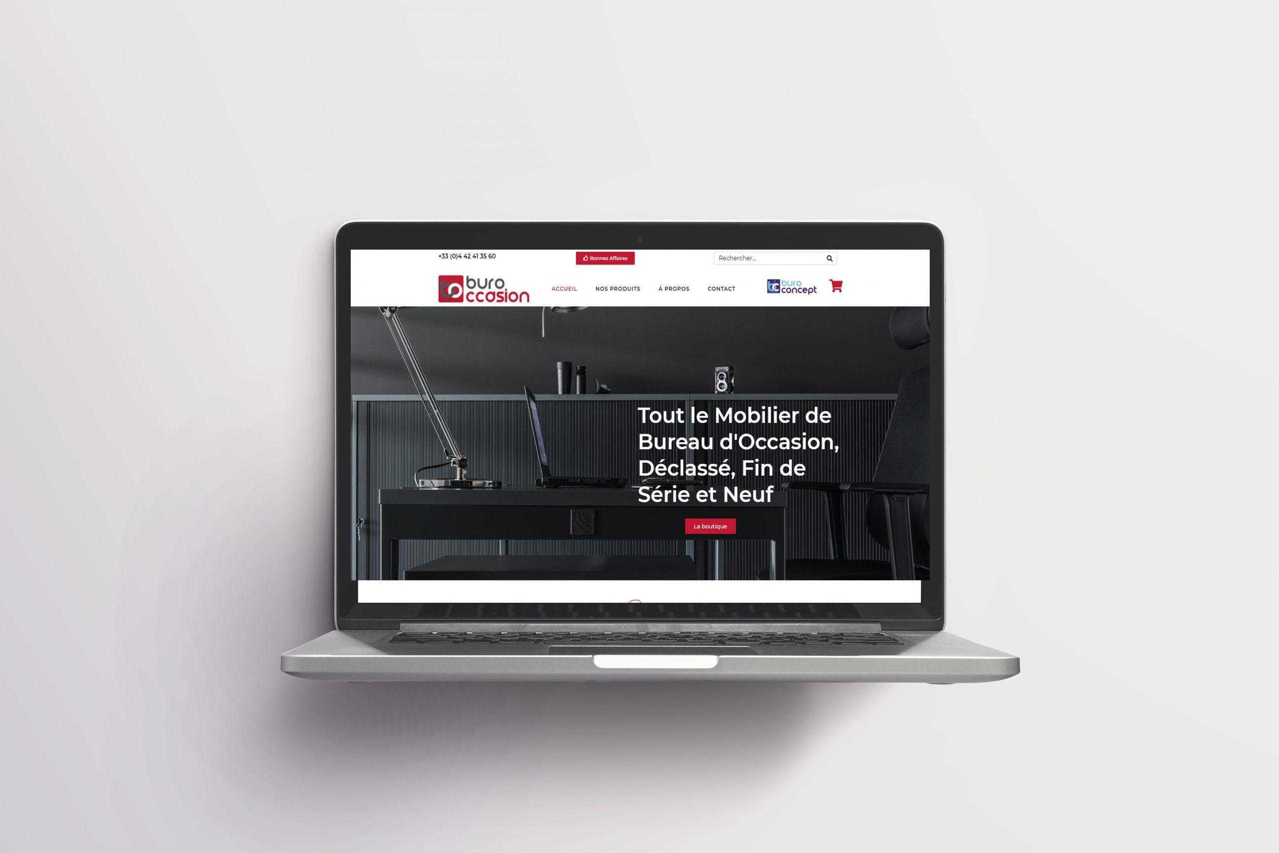 creation site internet design responsive