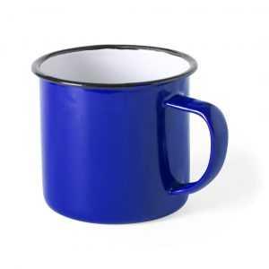 Tasse métal personnalisée