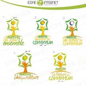 Création de logo agroalimentaire
