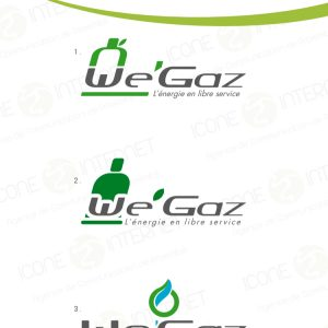 Création de logo pour industrie