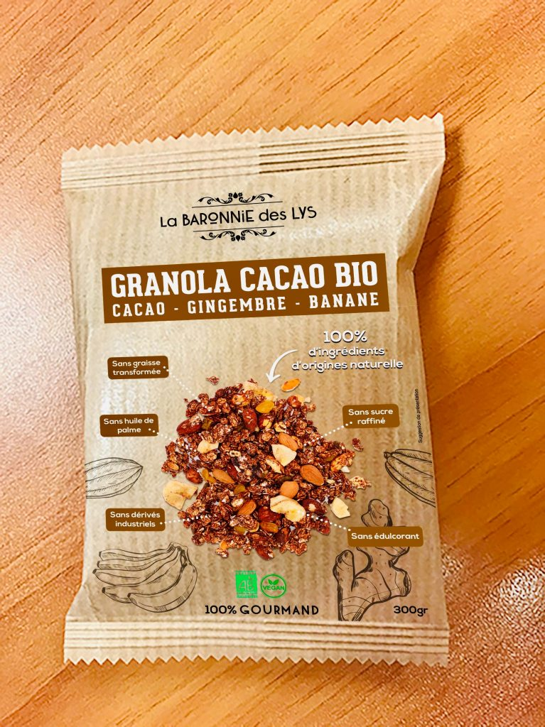packaging granola
