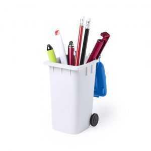 Pot à crayons publicitaire