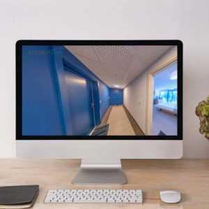 Création site internet visite virtuelle