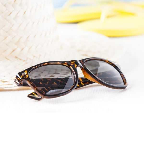 lunette de soleil personnalisée