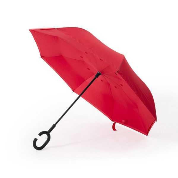 parapluie réversible publicitaire