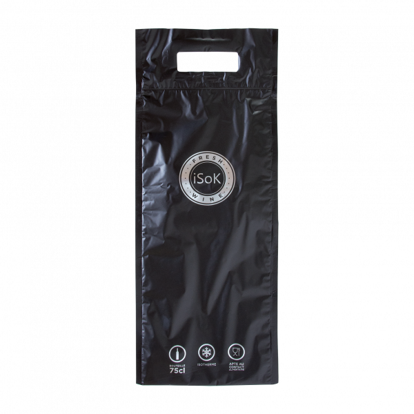 sac isotherme 1 bouteille verso
